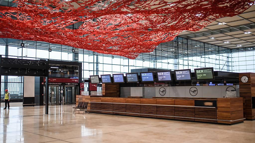 Kosten für BER steigen um weitere 300 Millionen Euro
