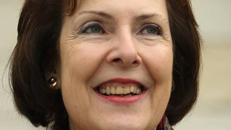 Christine Egerszegi ist für die Bundesratsvariante.