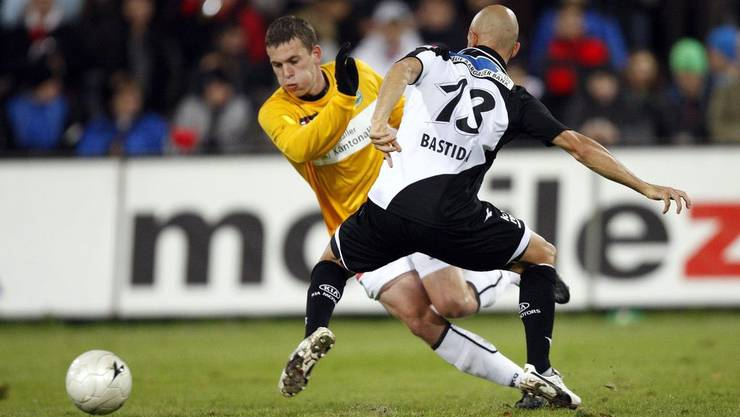 FC Aarau - FC St. Gallen