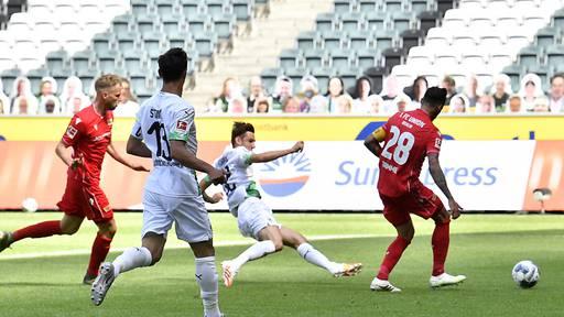 Klarer Heimsieg für Mönchengladbach gegen Union Berlin