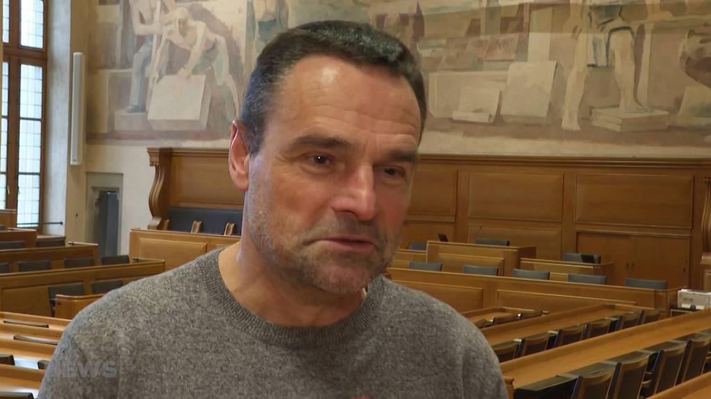 Ruedi Loeffel verlässt den Grossrat nach 18 Jahren