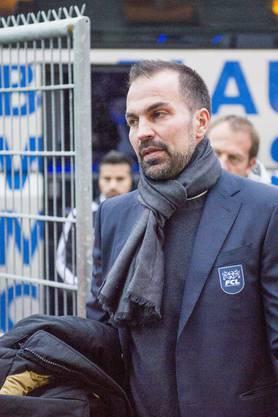 FCL-Coach Markus Babbel