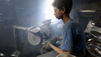 Kinderarbeit in Bangladesch (Symbolbild)
