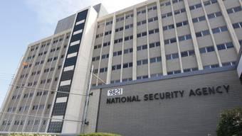 Gebäude der National Security Agency (NSA) in Fort Meade, USA