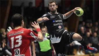 Gegen Altdorf gelingt dem STV Baden ein überzeugender Sieg.