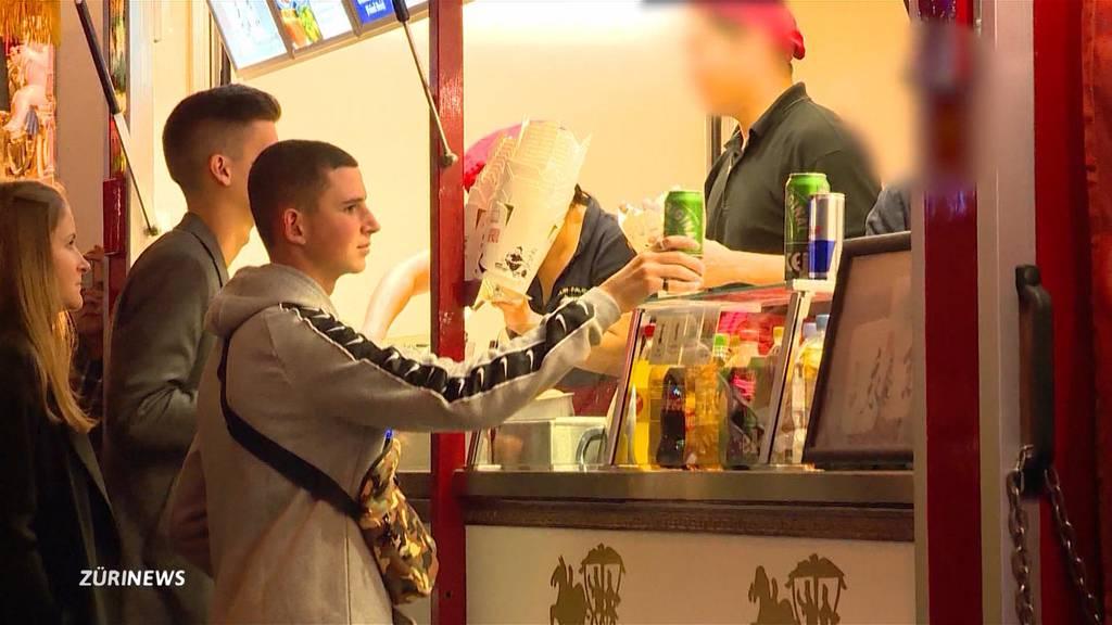 Knabenschiessen: 5 von 8 Stände verkaufen Minderjährigen Alkohol