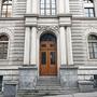 Teil des Appellationsgerichts: Das Verhalten des Richters «schädigt das Ansehen und die Würde des Gerichts». (16. Juni 2015)