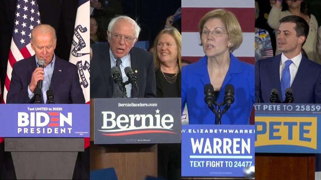 Wahlchaos in Iowa: Demokraten erleben Debakel