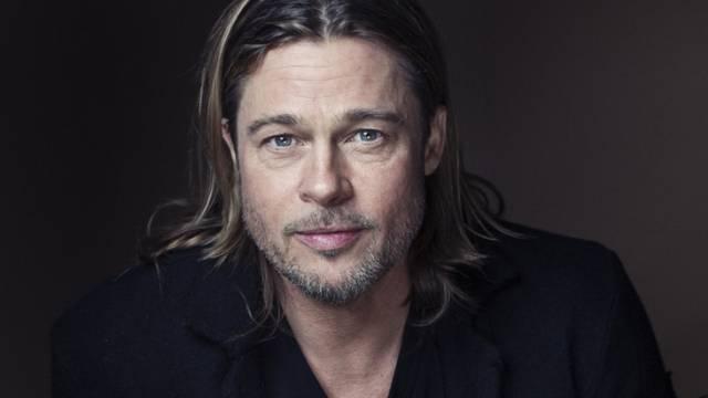 Brad Pitt ist so glücklich wie noch nie (Archivbild)