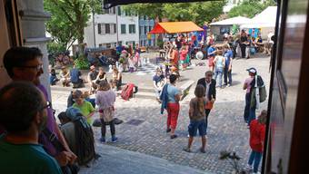 Troubadix in Bremgarten
