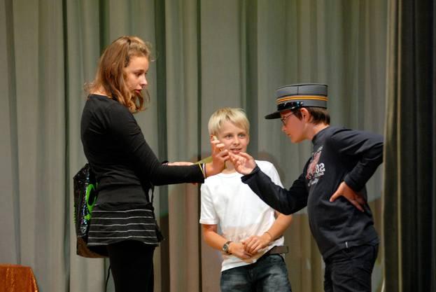 Kindertheater Blitz