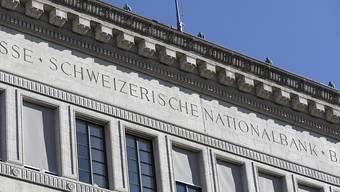 Die Schweizerische Nationalbank.