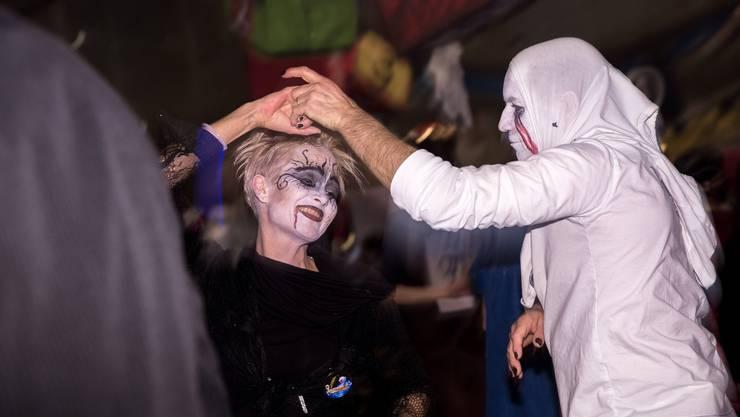 Am Maskenball in Lüterkofen wurde ausgelassen gefeiert