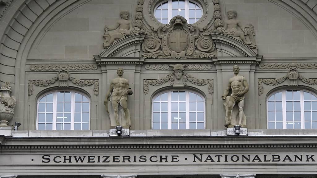 Der Sitz der SNB in Bern (Archivbild).