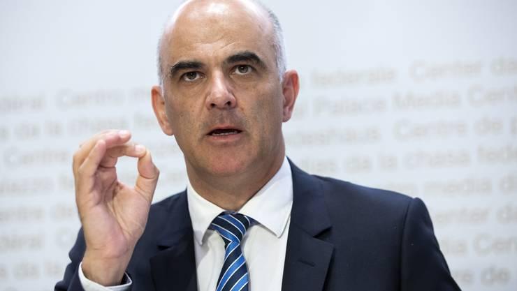 Entschädigungen für Spitäler kommen für Gesundheitsminister Berset nicht in Frage.