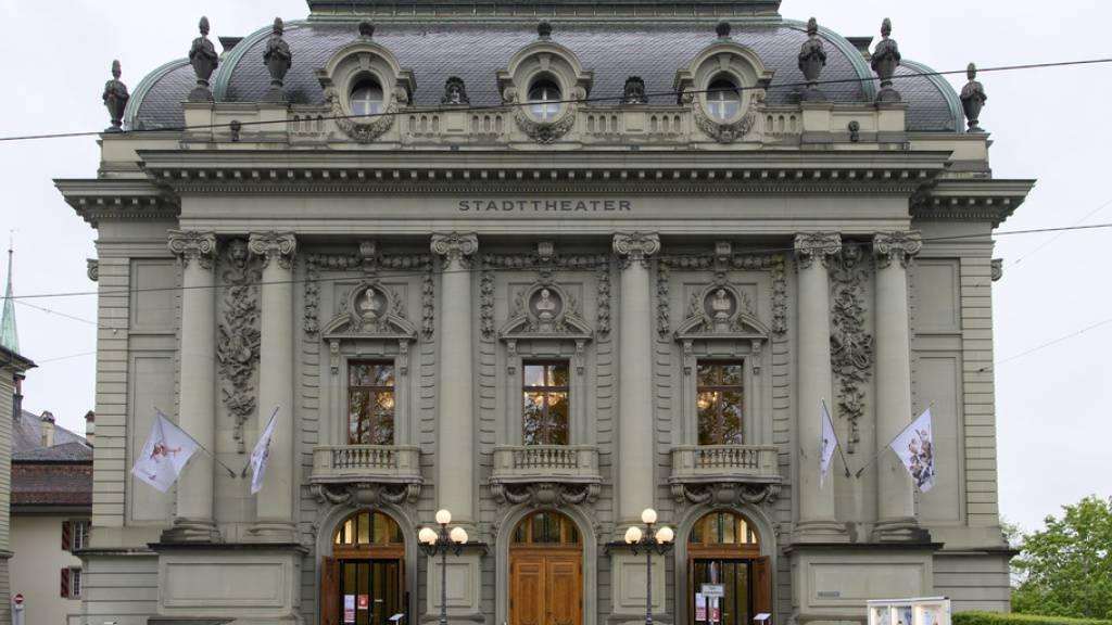 Das Berner Stadttheater und das Berner Symphonieorchester haben sich 2011 zu Konzert Theater Bern zusammengeschlossen. Ab der kommenden Spielzeit nennt sich die Institution «Bühnen Bern». (Archivbild)