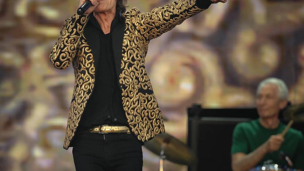 Gewinne Tickets für die Rolling Stones!