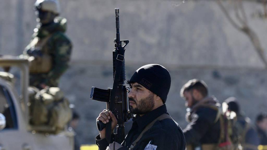 Bei einem Anschlag in Ägypten sterben mindestens 40 Menschen.