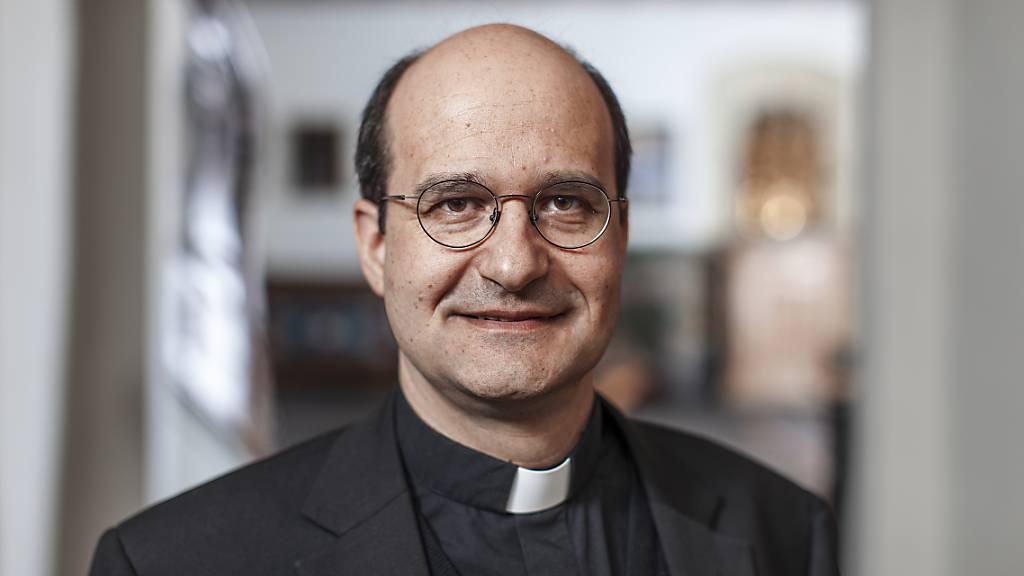Bistum Chur: Umstrittener Generalvikar Grichting nimmt den Hut