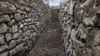 Frühes Nordtor des römischen Vindonissa entdeckt