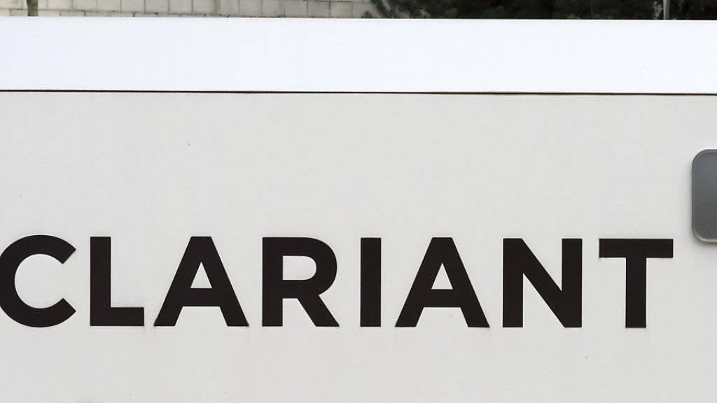 Oppositionelle Aktionäre wollen Clariant nicht zur Fusion freigeben. (Archiv).