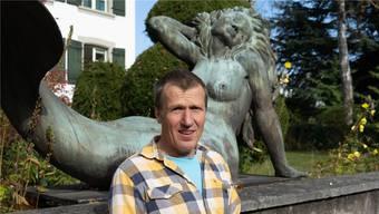 Bruno Fischer arbeitet normalerweise in Boniswil.
