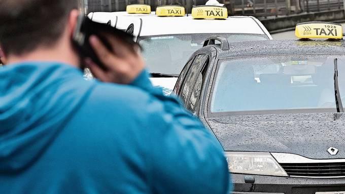 In Olten stieg Janko (Name geändert) ins Taxi, später bedrohte der Slowene den Taxifahrer.