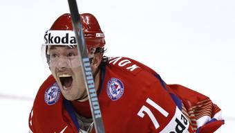 Ilja Kowaltschuk ist zurück in der NHL.