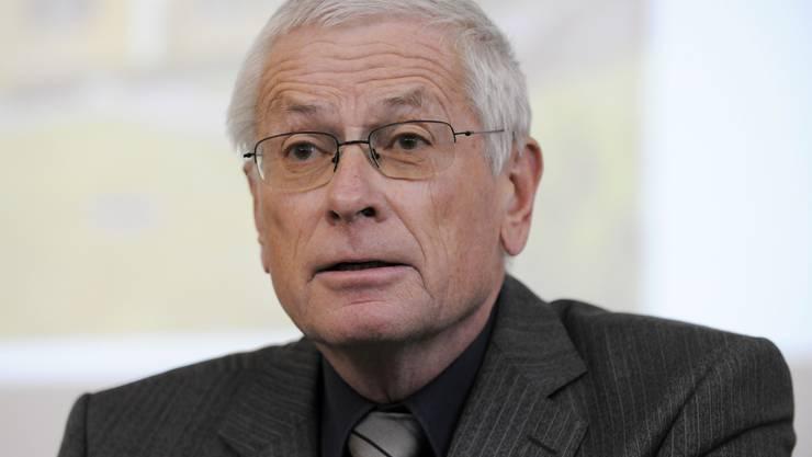 Georg Müller, emeritierter Professor für Staatsrecht