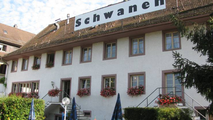 Voller Geschichten: Das Gasthaus Schwanen in Oeschgen blickt auf eine über 500-jährige Geschichte zurück. Was bringt die Zukunft?