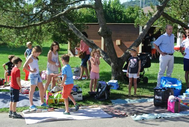 Mit einem Fest feierten die Schüler ihre neuen Räume