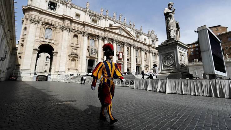 Der Vatikan hat einen Leitfaden zum Umgang mit der sogenannten Gendertheorie erstellt und geht damit gegen die Lehrmeinung vor, derzufolge das Geschlecht des Menschen durch soziokulturellen Faktoren bestimmt wird. (Archivbild)