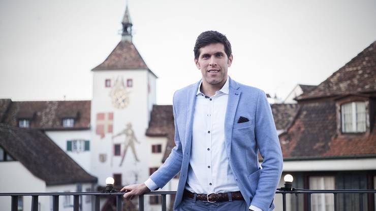 Beni Huggel: «Das duale Bildungssystem ist etwas speziell Gutes bei uns in der Schweiz.»
