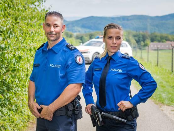 In die neuen Kleider schlüpfen die Baselbieter Polizisten ab November 2020 – sofern der Landrat die Vorlage absegnet.