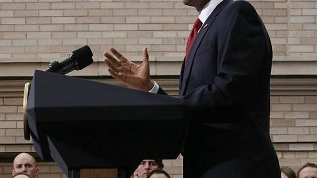 Entsendet mehr Truppen: Präsident Obama