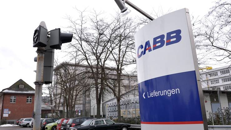 Chemiefirma CABB in Pratteln. (Archiv)