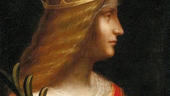Krone und Palmzweig seien untypisch für da Vinci, so ein Experte.