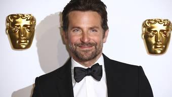 """Auch wenns keinen Oscar geben sollte für Bradley Cooper: Einen """"Oscat"""" hat er bereits. (Archivbild)"""