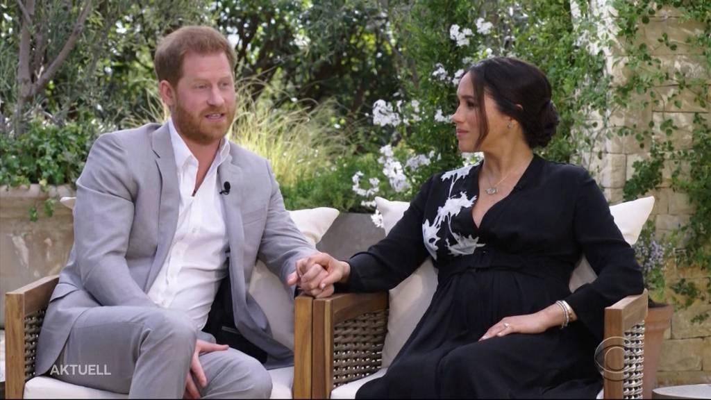 Zoff bei den Royals: Prinz Harry und Meghan teilen aus