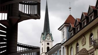 Die Eusebiuskirche in Grenchen
