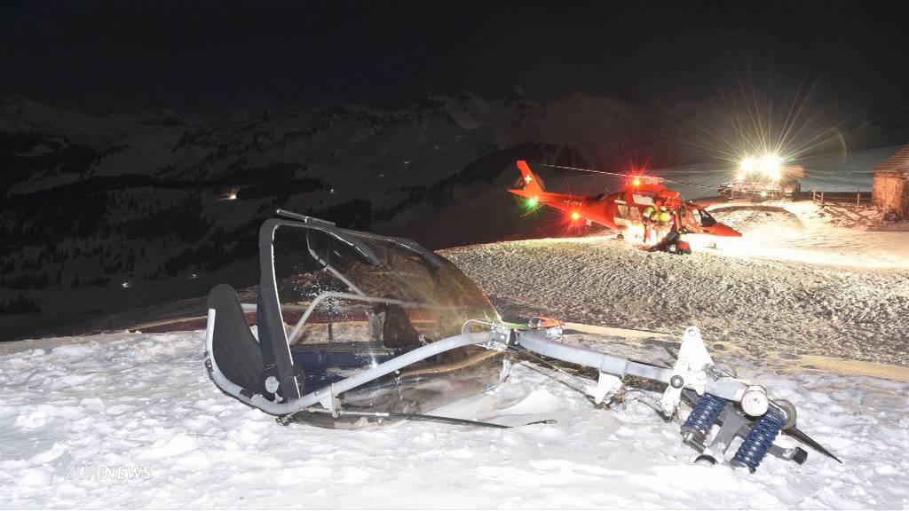 Verletzter vom Sessellift-Unglück am Stoos verstorben