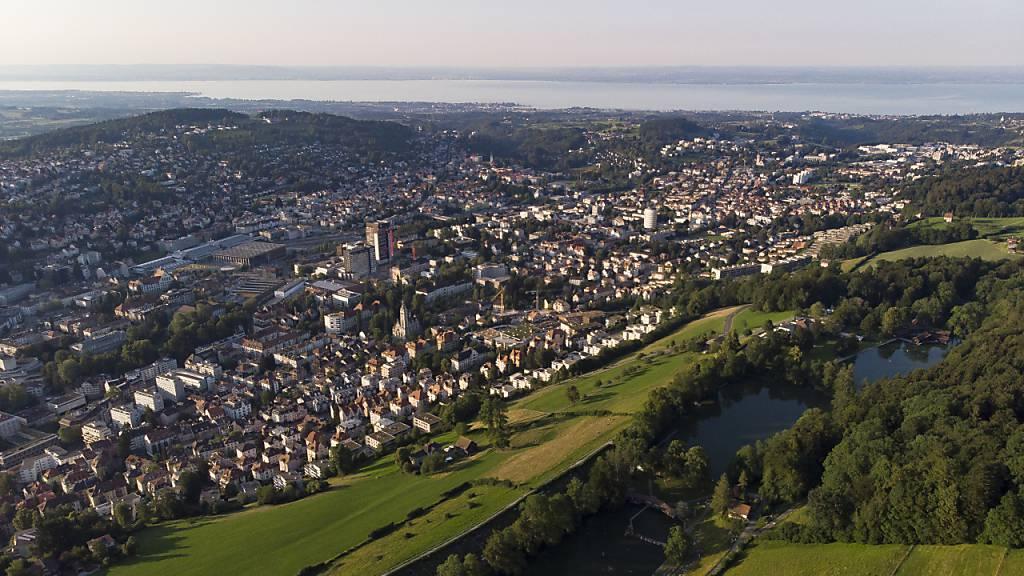 Die Stadt St.Gallen will wieder mehr Wachstum und plant eine aktive Wohnbaupolitik. (Symbolbild)
