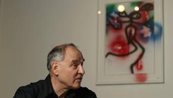 «Das Unvermeidliche wird beantwortet mit der menschlichen Geste der Gestaltung», sagt Harald Naegeli über sein Totentanz-Projekt.