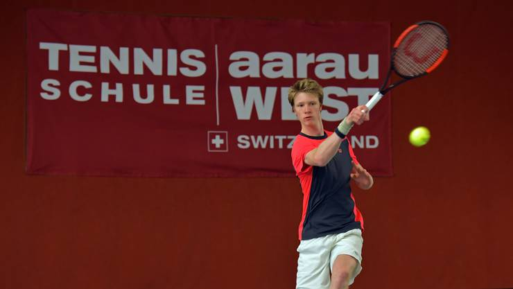 Der Lokalmatador Jonas Schär zählt nach seinem Schweizer Meistertitel auch an der Swiss Junior Trophy zu den Favoriten