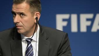 Die Tage von Markus Kattner bei der FIFA sind gezählt