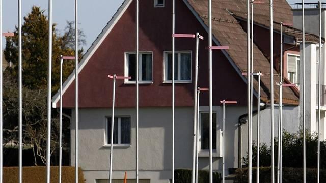 Bei den Bausparinitiativen sind sich die Räte uneins