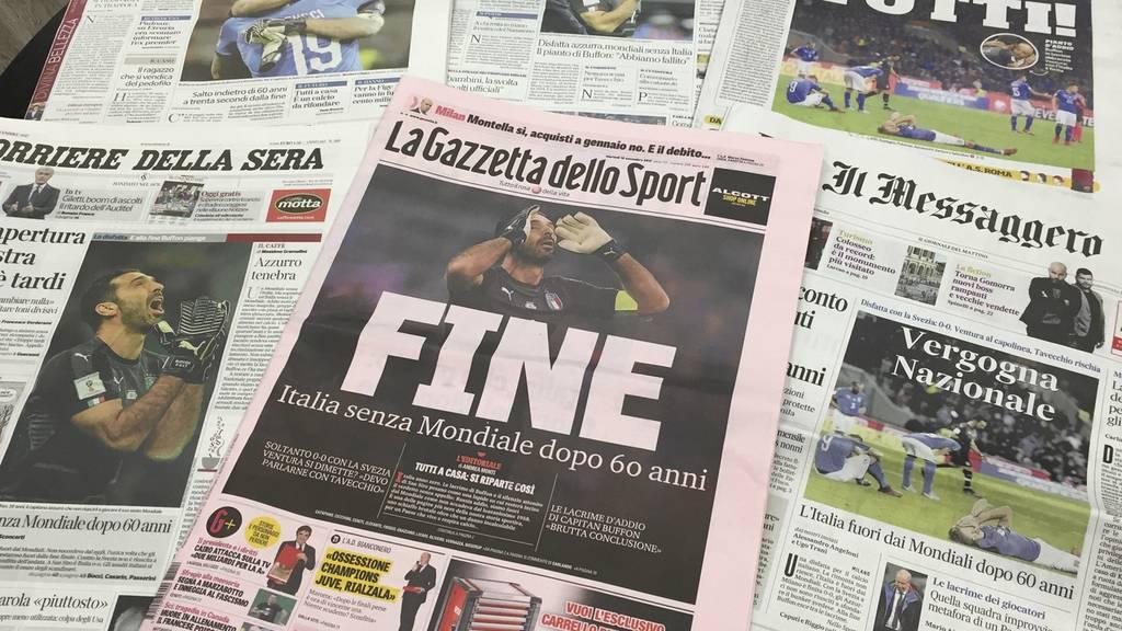 WM ohne Italien