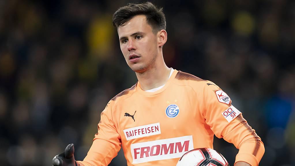 Neuer Job für den ehemaligen GC-Goalie: Heinz Lindner wechselt in die 2. Bundesliga zu Wehen Wiesbaden