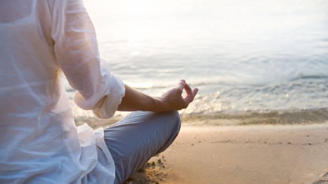 Yoga gilt als Wartungssystem für den menschlichen Geist – und reduziert den Weihnachtsstress. Foto: Fotolia