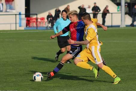 Letztlich gab es einen ungefährdeten Sieg für die U21 vom FC Basel.